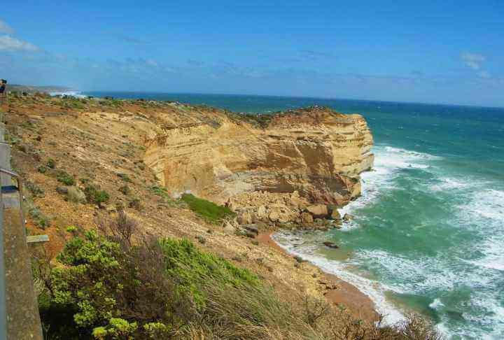 オーストラリアの観光スポット グレートオーシャンロード 12使徒
