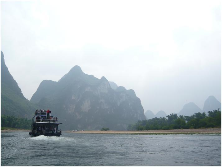 漓江下り / 桂林