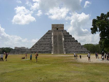 チチェン・イッツァでマヤ文明をひも解こう♪【メキシコ新・世界の七不思議】