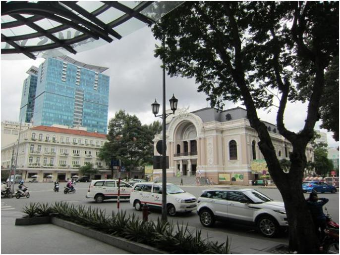 ホーチミン一人旅♪はじめてのベトナム♪体験談と街の写真
