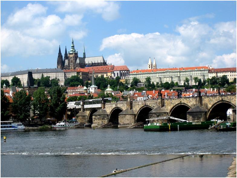 プラハを地元民とめぐる旅♪中世にタイムスリップ!?