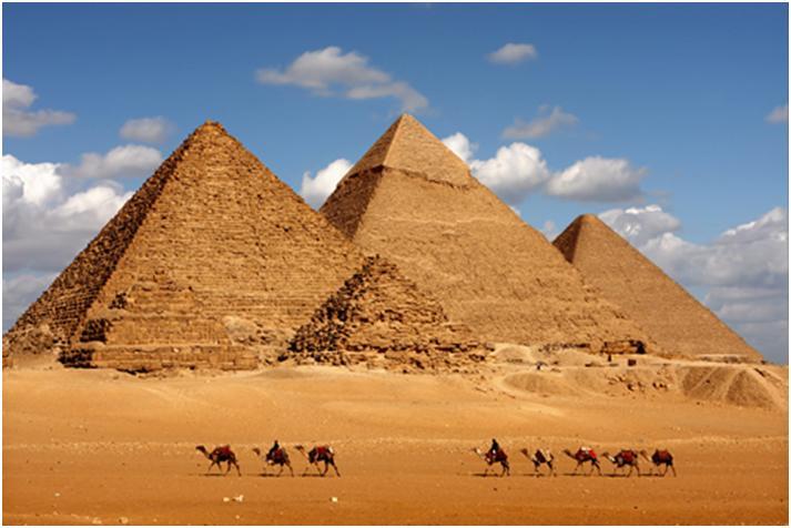 エジプトピラミッドツアー~三大ピラミッドクフ王の墓~