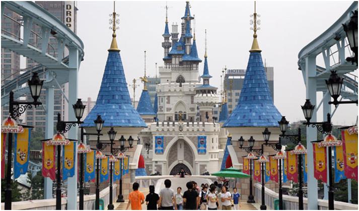 ロッテワールドに行こう♪韓国最大のテーマパーク&ショッピングスポットとは!?