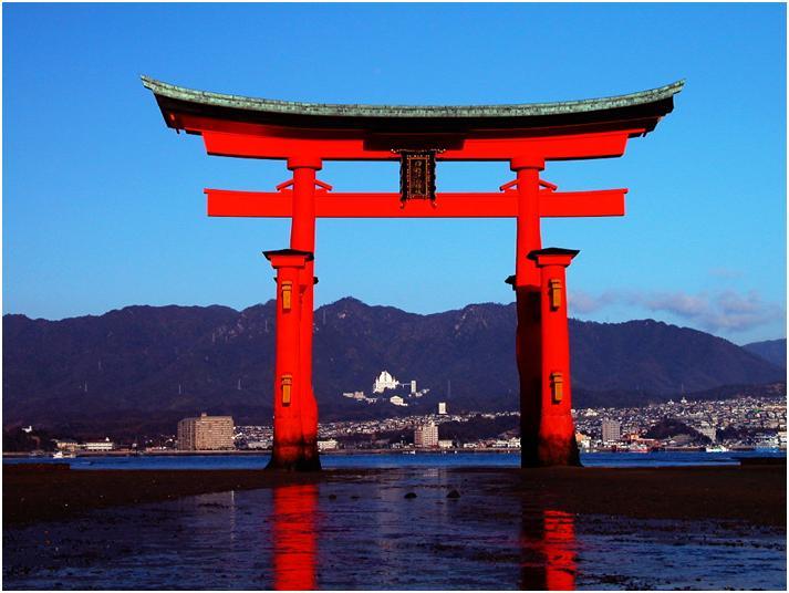 国宝 厳島神社の完全観光ガイド!