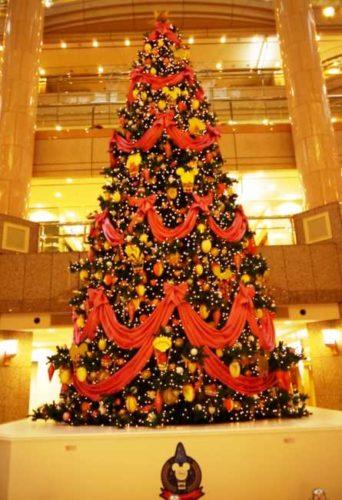 横浜ランドマークのクリスマスツリーで一足早いクリスマス