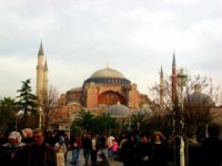 アヤソフィアのモザイクにうっとり♪これぞイスタンブールのシンボル!