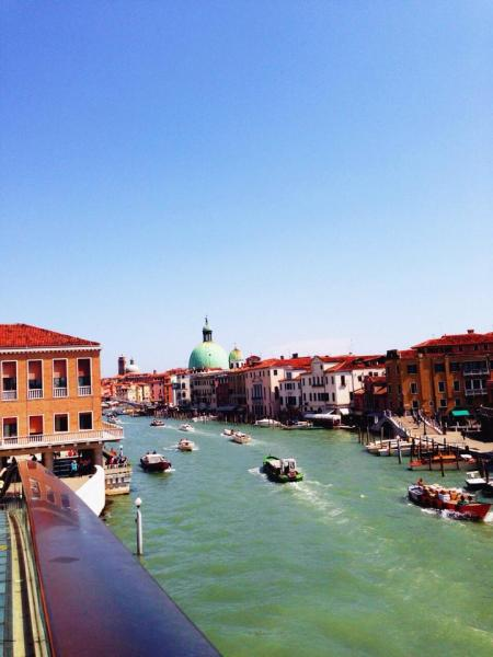 ヴェネツィアはイタリアの水の都