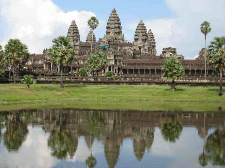 アンコールワット遺跡を家族旅行 徹底解説♪【カンボジア】
