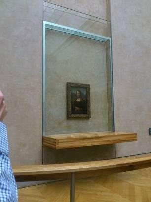 ルーブル美術館観光と言えばレオナルド・ダ・ビンチのモナリザ