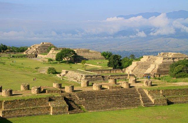 モンテ・アルバン(メキシコ)を徹底解剖♪世界遺産の天空の巨城♪