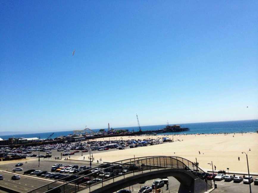 サンタモニカ!ベニスビーチ!!ロサンゼルスが楽しすぎる☆