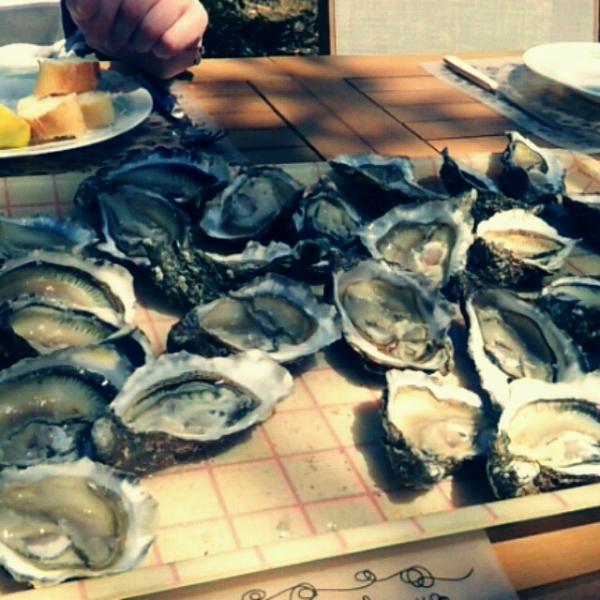 オレロン島は魚介がお好きな方は是非