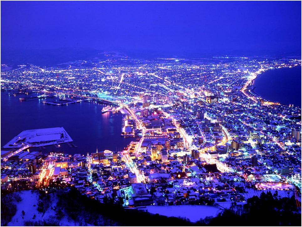 【函館山・世界三大夜景】異国情緒あふれる函館散策♪夜は絶景♪♪