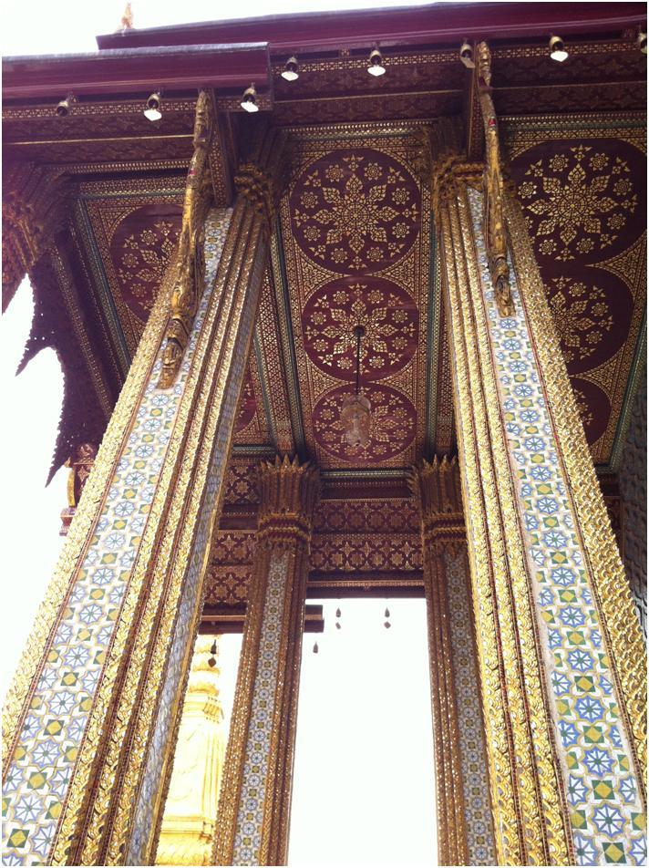 エメラルド仏寺院/ワット・プラケオ、バンコク