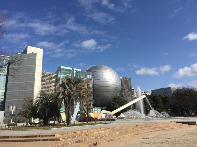 名古屋市科学館に行こう♪マイナス30℃を体験!?【家族旅行】