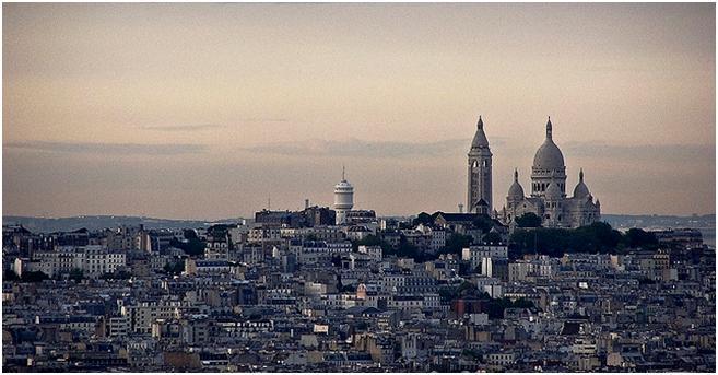 フランス・パリ・モンマルトル観光