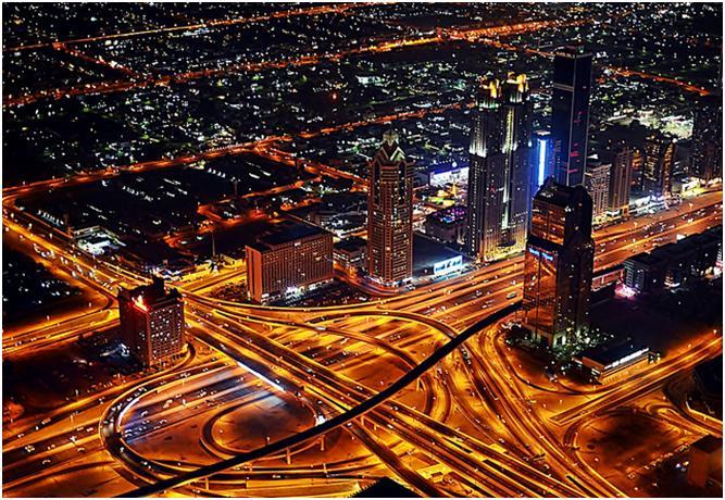 ブルジュ・ハリファは世界一高いビル!ギネス更新続出!!