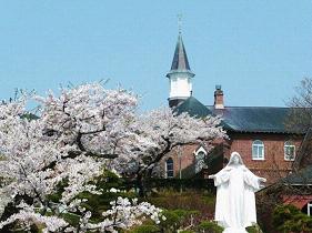 函館上湯のトラピスチヌ修道院
