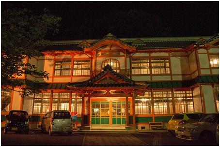 佐賀県・武雄温泉で東京駅丸の内駅舎の設計を感じる温泉