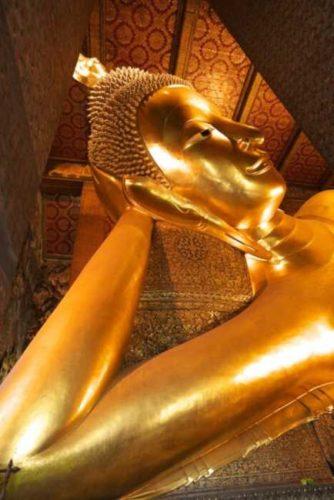 バンコクのワット・ポーに寝姿の仏像「大涅槃仏」を見に行こう!