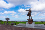 羊ヶ丘展望台にクラーク博士の像が建立された裏話