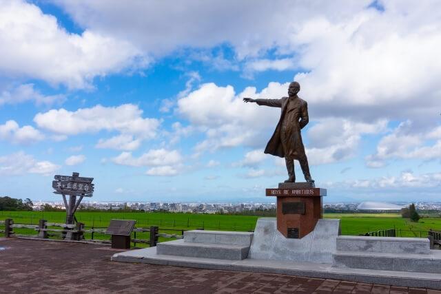 札幌の羊ヶ丘展望台で北海道らしい景色を思う存分楽しもう!