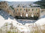 ギリシャ・アテネ・アクロポリスは古代ポリス(都市国家)のシンボル