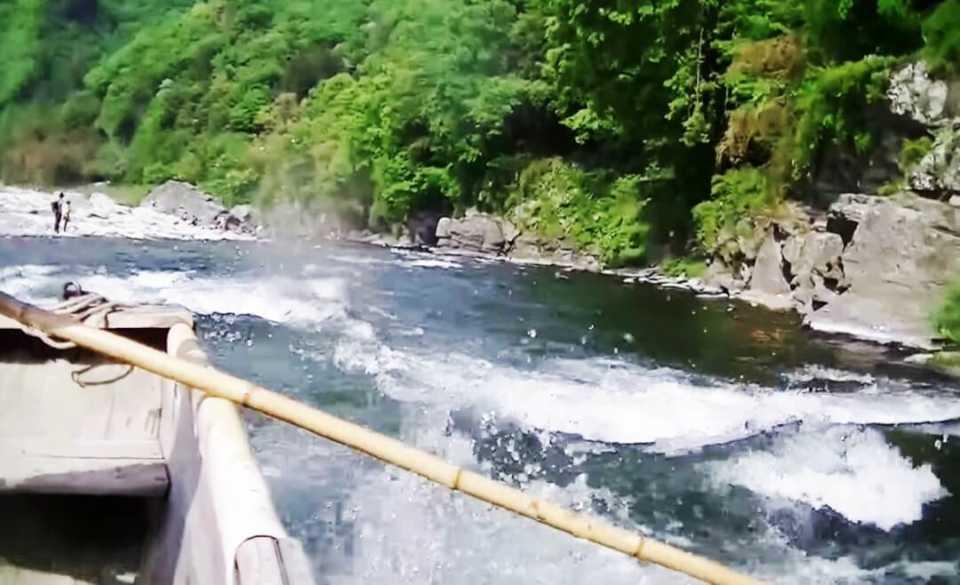 埼玉・長瀞で阿左美冷蔵のかき氷と川遊びの旅