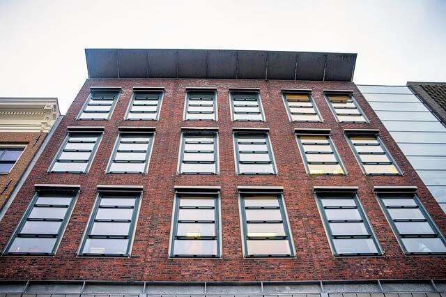オランダ・アムステルダムのアンネ・フランクの家