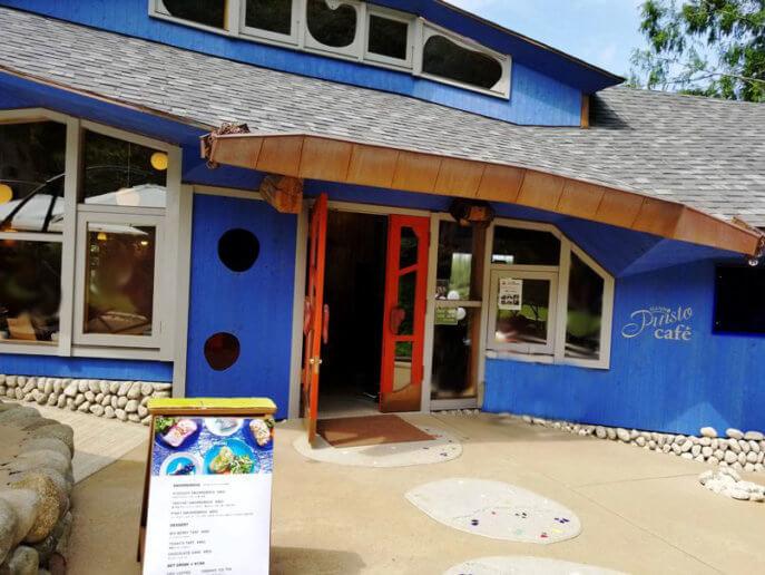 「カフェプイスト」 2018年6月にトーベ・ヤンソンあけぼの子どもの森公園公園内にオープン
