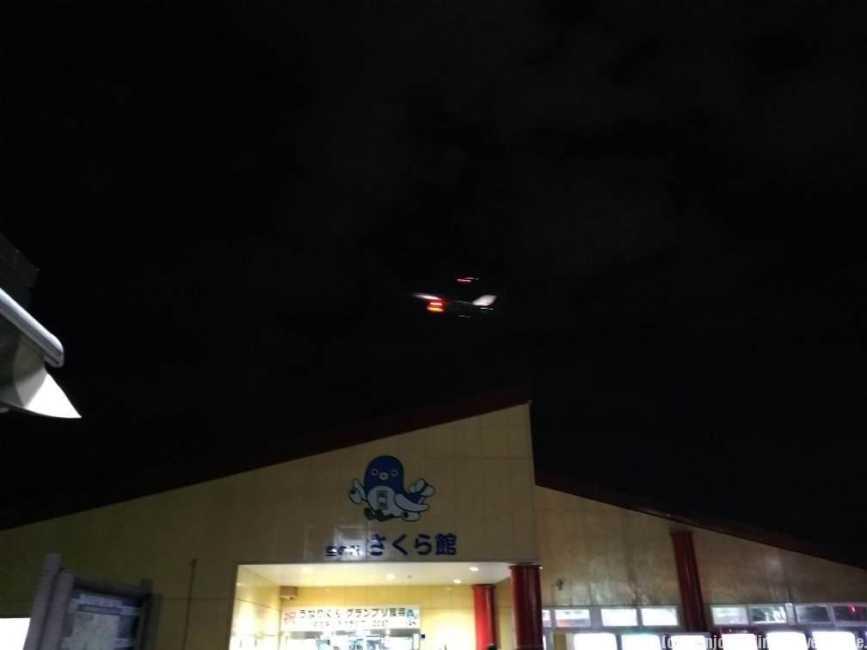 空の駅さくら館は飛行機の写真が間近で撮れるおすすめスポット