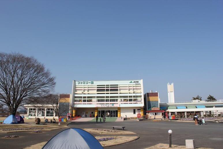 ファミリーランドむさしの村(埼玉県加須市)のファミリー館