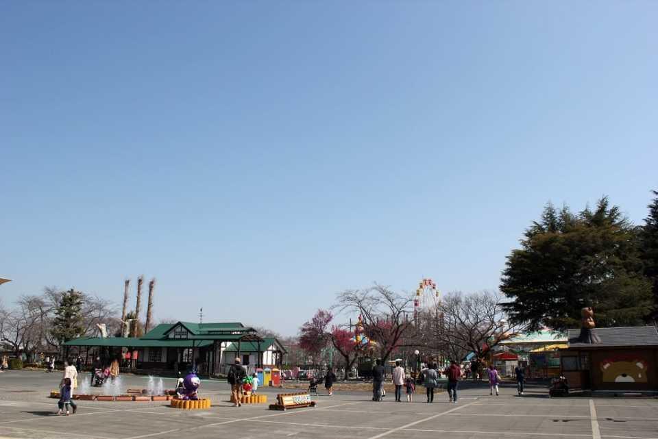 ファミリーランドむさしの村(埼玉県加須市)のお出かけガイド