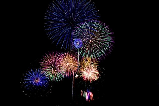 東武動物公園の花火大会