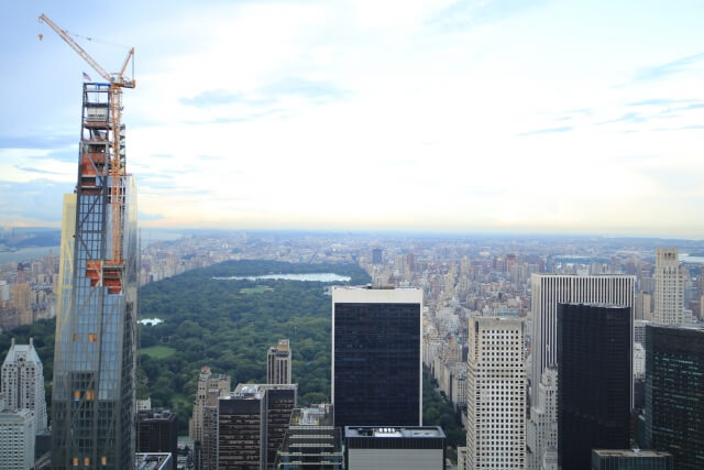 見どころいっぱい、アメリカ・ニューヨークのセントラル・パーク
