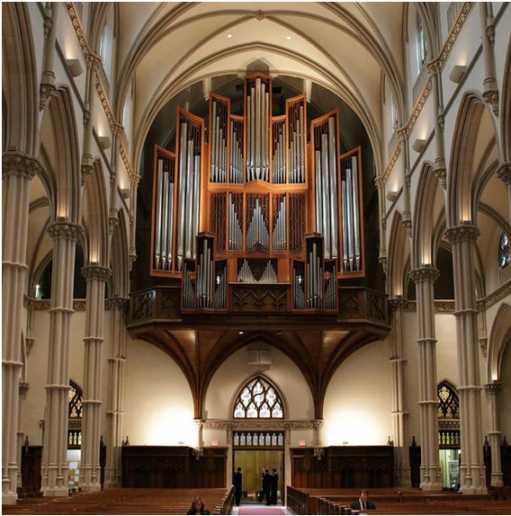 セントポール大聖堂はチャールズ王太子とダイアナ元妃の結婚式が行われた場所