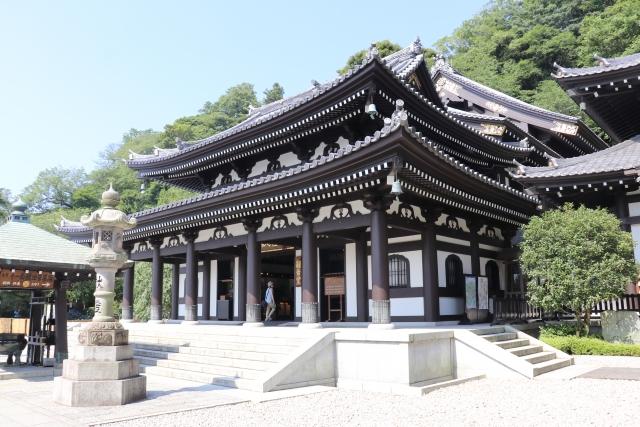 鎌倉の長谷寺の楽しみ方 御朱印帳、お守り、写経