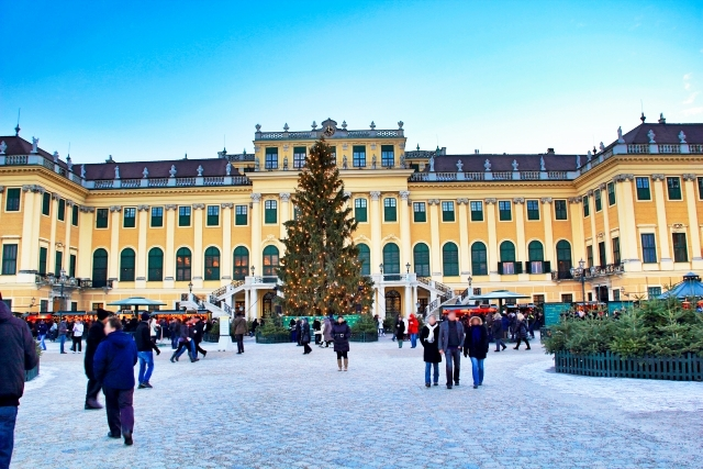 シェーンブルン宮殿の歴史/オーストリア・ウィーン