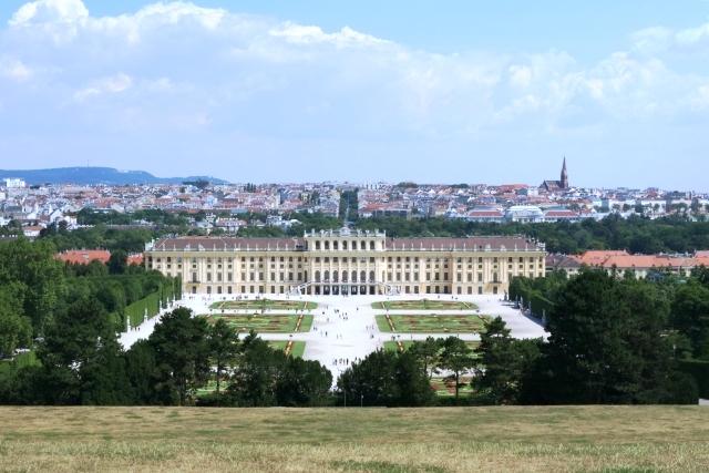 シェーンブルン宮殿(オーストリア・ウィーン)
