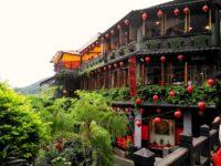 「キュウフン」台湾観光で行きたい、千と千尋の神隠しのモデル