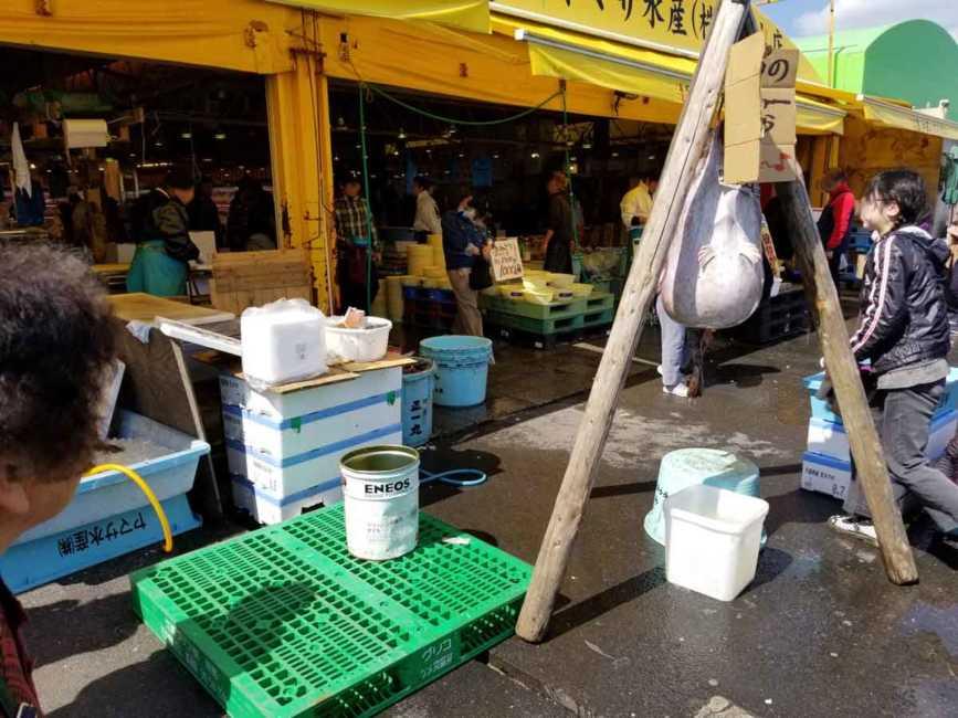 茨城・那珂湊の市場で海鮮グルメな観光