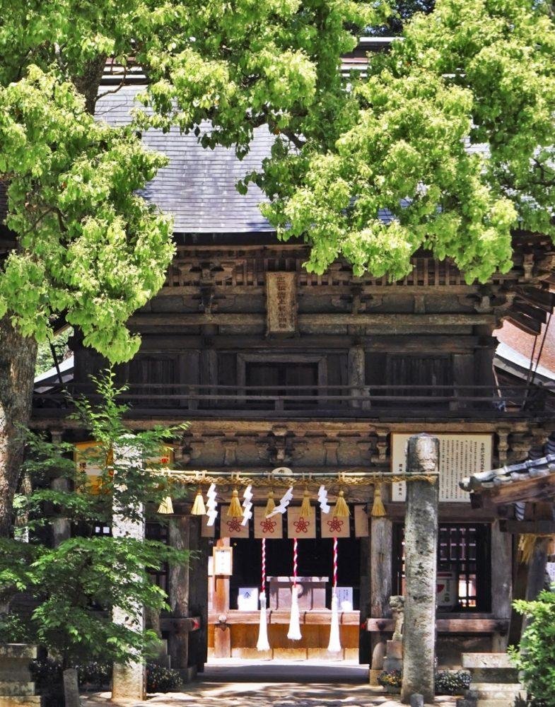 黒田藩ゆかりの「櫻井大神宮」