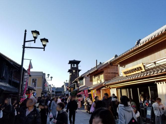 埼玉・小江戸 川越「時の鐘」からのおすすめの観光スポット