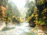 日本三大渓谷で紅葉を楽しむ!