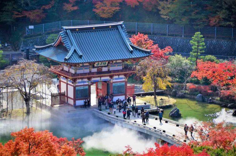 高野山金剛峯寺 真言宗・密教の悟りの境地を体感の観光スポット