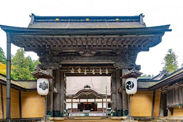 金剛峯寺(こんごうぶじ)